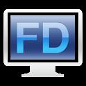 FDesk logo