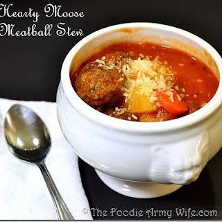 Moose Stew Recipes.