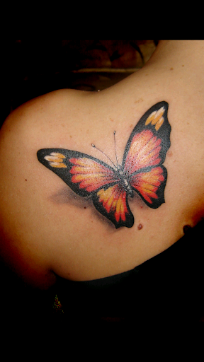 Butterfly Tattoo Ideas