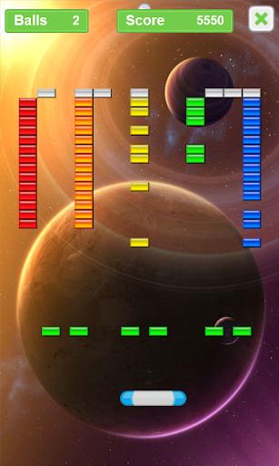 Arkanoid - Bricks in Space