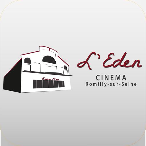 Cinéma L'Eden Romilly Icon