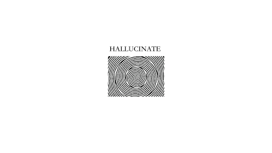 Hallucine - a virtual drug- screenshot thumbnail