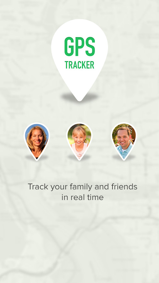 GPS Phone Tracker- screenshot