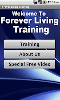 Screenshot of Forever Living Business