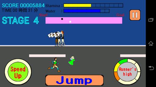 Runner's high Master
