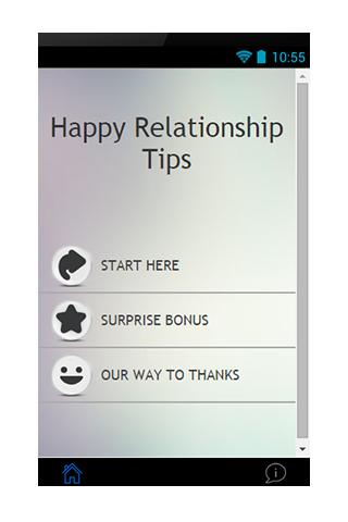 Happy Relationship Tips