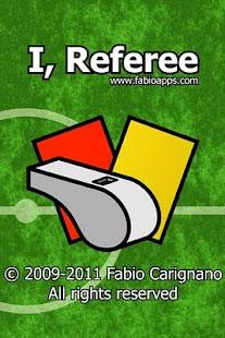 I, Referee- screenshot thumbnail