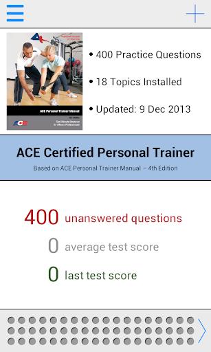 ACE CPT Test Prep