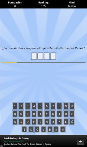 【免費益智App】Trivial - Ahorcado en español-APP點子