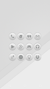 Minimal White - Icon Pack v3.2.4.1