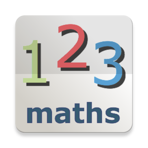123 Maths LOGO-APP點子