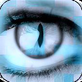 Game eye scanner lock screen APK for Kindle
