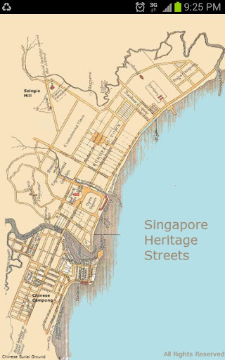 Singapore Heritage Streets