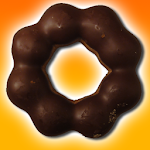 Donut Clock Widget Plus