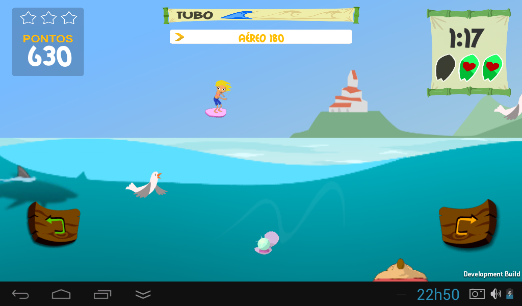 Nas ondas do Surf - Yupi Play- screenshot