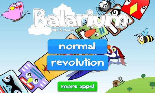 Balarium - チルト&タッチ