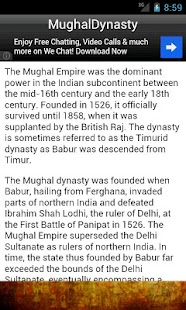 Mughals - screenshot thumbnail