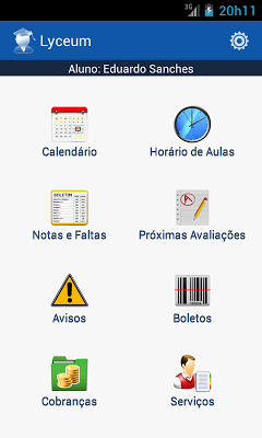 Lyceum Mobile - screenshot
