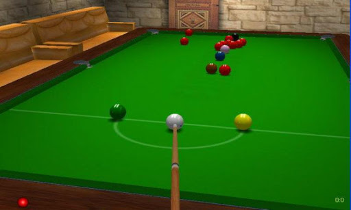 Snooker Play
