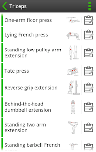 Fitness Trainer FitProSportPRO - screenshot thumbnail