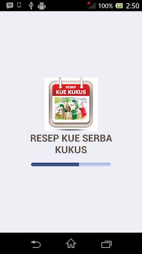 RESEP KUE SERBA KUKUS