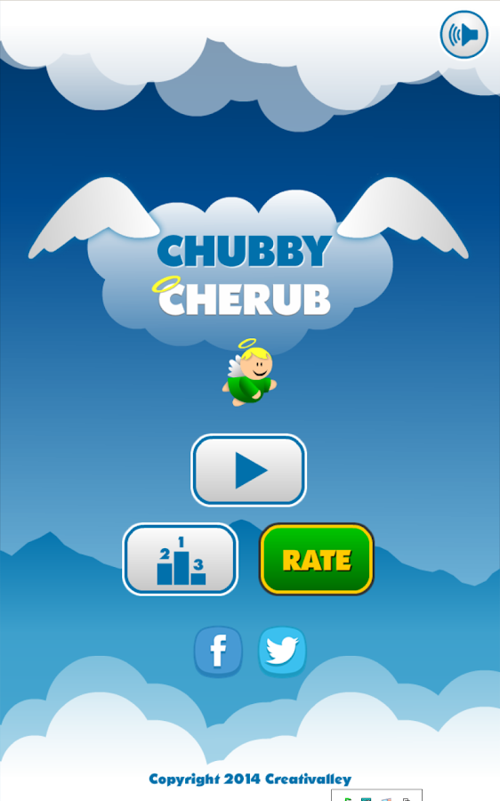 Chubby Cherub- screenshot