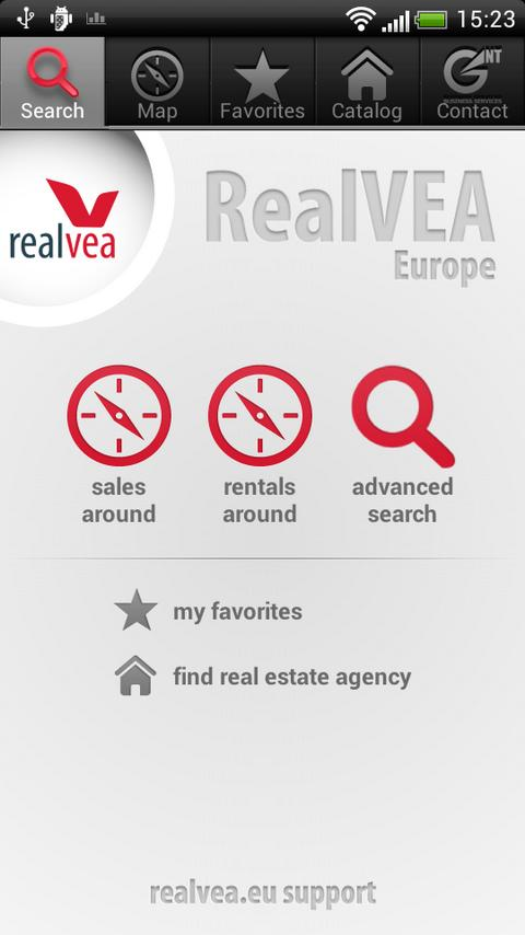RealVEA- screenshot