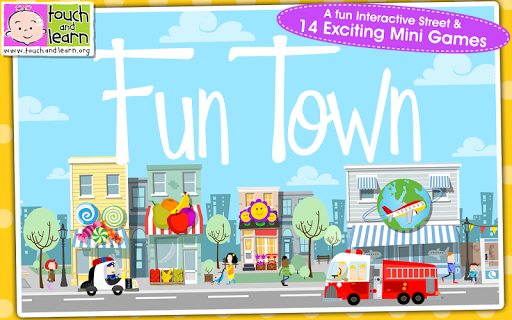 Fun Town for Kids