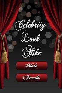 Celebrity Look Alike - screenshot thumbnail