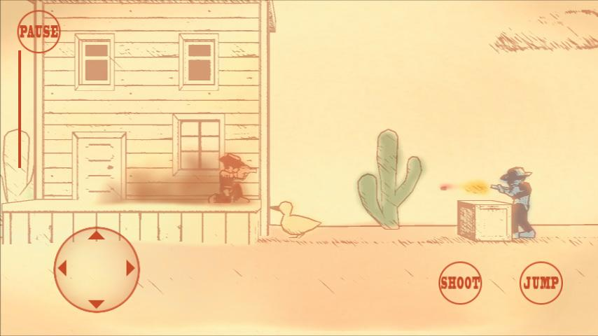 Gunman Clive- screenshot