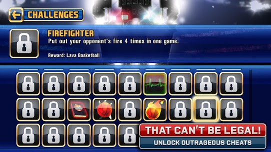 NBA JAM by EA SPORTS v04.00.08 Mod APK 5