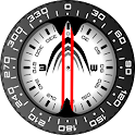 Bússola de navegação icon