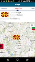 Screenshot of Learn Macedonian -50 languages