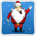 Santa Claus and The Snowman icon