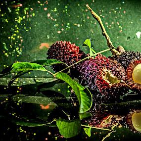 Pulasan by Mohd hafizan Ilias - Nature Up Close Other plants