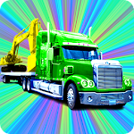Heavy Equipment Transport 1.34 Apk