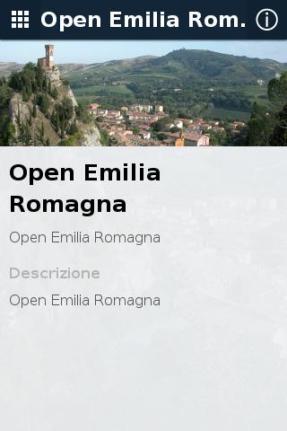 Open Emilia Romagna