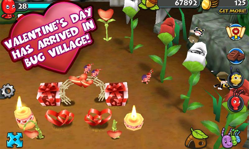 BUG VILLAGE- screenshot