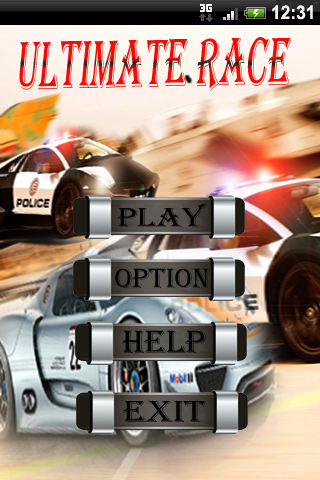 【免費賽車遊戲App】Ultimate Police Car Race-APP點子