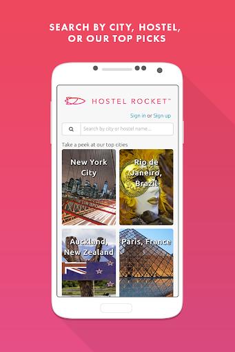 Hostel Rocket-Hostel Booking