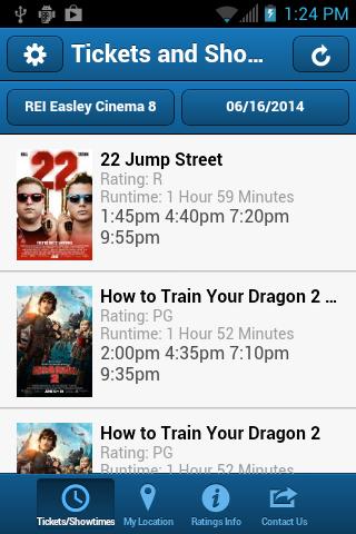 REI Cinemas