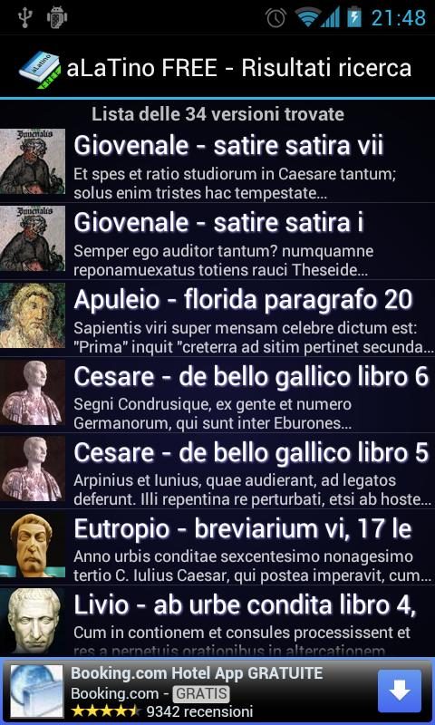 aLatino FREE - screenshot