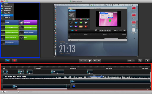 Learn Camtasia Studio