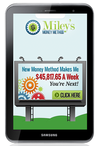 【免費商業App】Miley's Money Method-APP點子