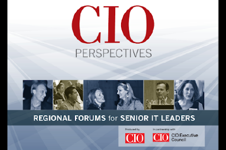 CIO Perspectives - screenshot thumbnail