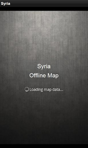 離線地圖 敘利亞