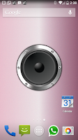 Screenshot of Live Wall Speaker (Wallpaper)
