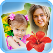 Flower Collage - Photo Editor