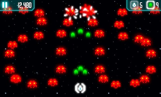 Cosmos vs Invaders (Lite) - screenshot thumbnail