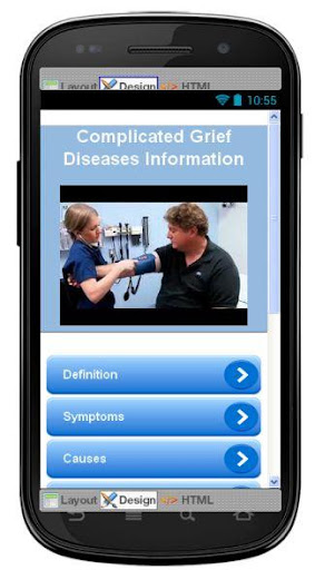 玩醫療App|Complicated Grief Information免費|APP試玩